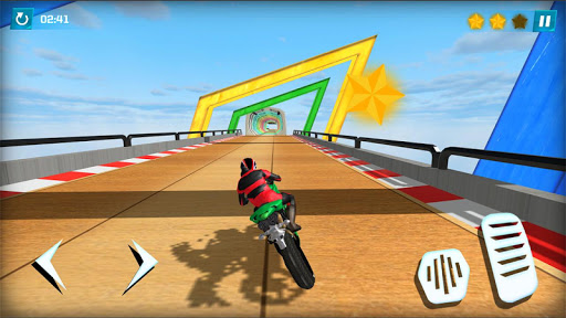 Bike Rider 2020: Motorcycle Stunts game android2mod screenshots 5