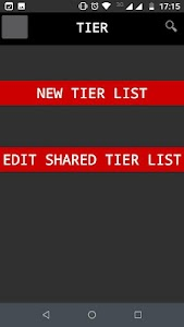 Download Tier Maker APK latest version 1 0 for android devices