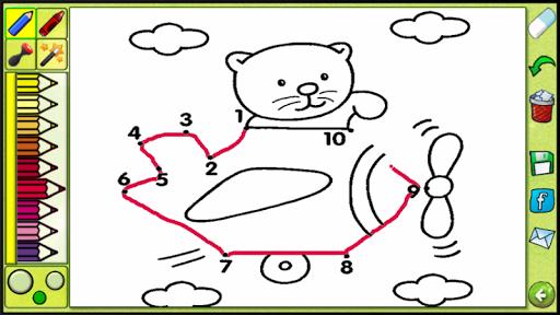 Learn Coloring Pro Kids Paint Screenshot 14