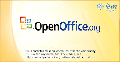 Microsoft Office 2007 theme for OpenOffice.org splash screen