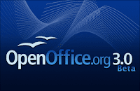 OpenOffice.org 3 beta (despite the language it is an alpha release
