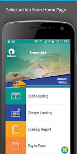 Trans-Act Fleet Cash Loading Apk App File Download 1