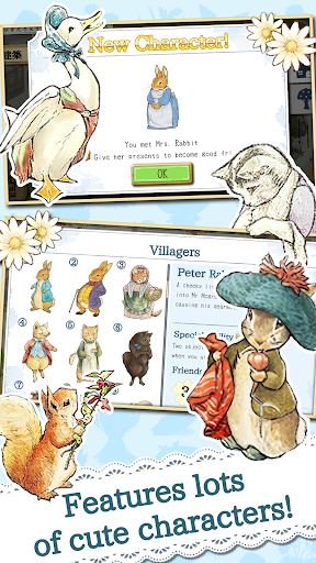 Peter Rabbit -Hidden World- 3.0.8 screenshots 3