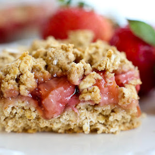 Strawberry Oatmeal Bars (Vegan and Gluten Free) Recipe