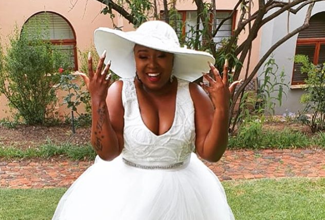 Songstress Brenda Mtambo opened up about mental hardships.