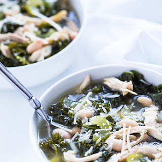 Chicken Soup With Kale Recipes