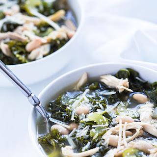White Bean Chicken Kale Soup Recipes