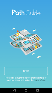 Path Guide Screenshot