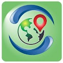 GPS-навигации приложение icon