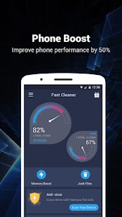 Fast Cleaner - Speed Booster & Cleaner - náhled