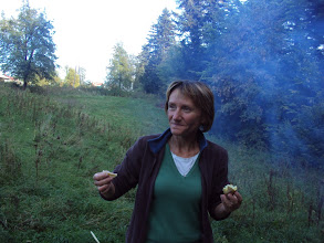 Photo: Ognisko integracyjne - wrzesień 2011