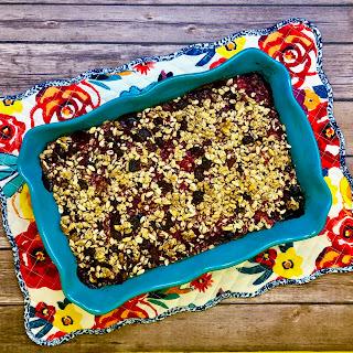 Gluten Free Berry Blast Breakfast Bake Recipe