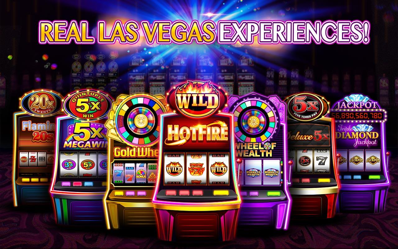 Where To Play Slots In Vegas