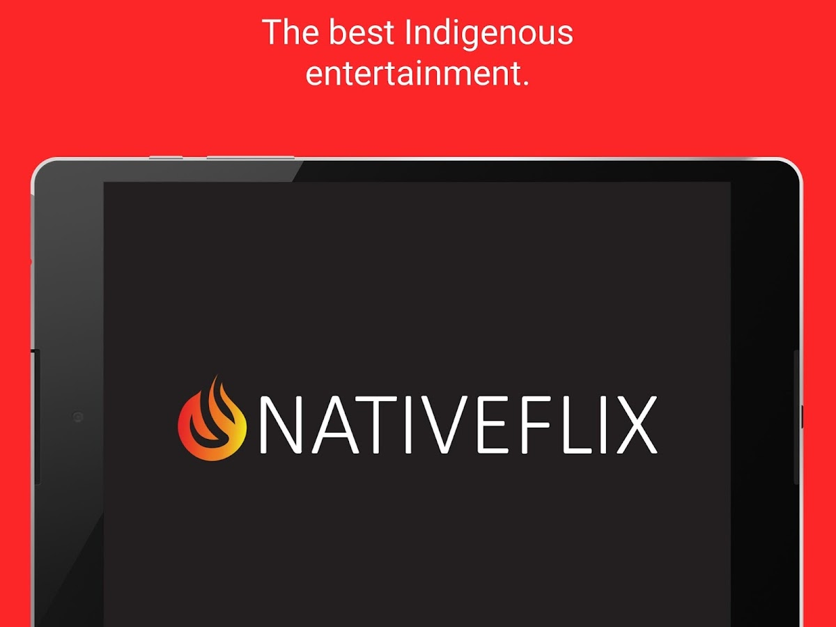 NATIVEFLIX- screenshot