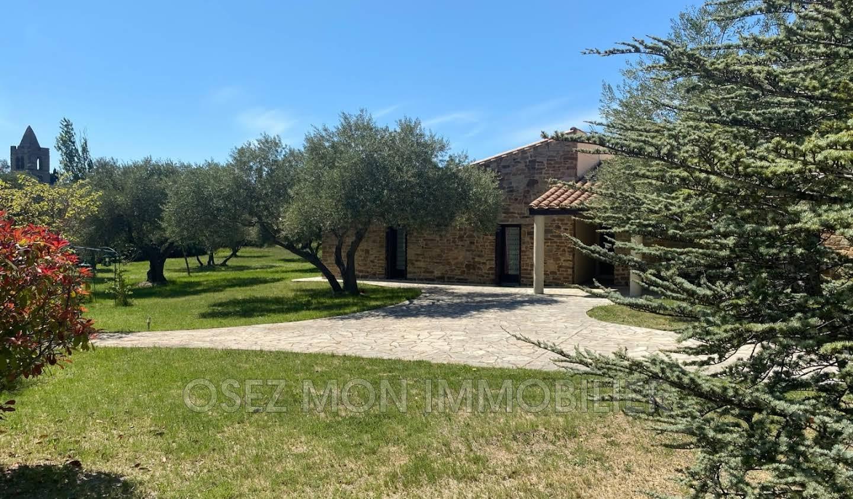 Maison avec piscine et terrasse Pouzols-Minervois