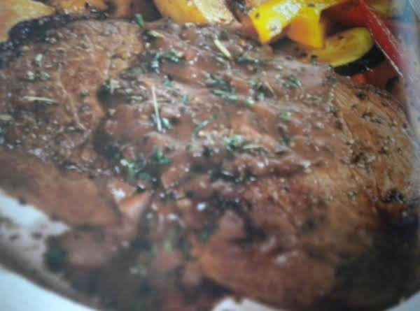 Quick Bistro Style Steak