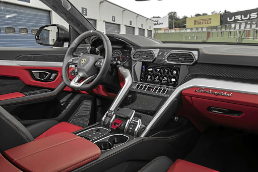 The interior redefines the cliche of a cockpit-like cabin