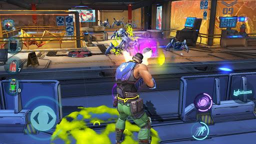Evolution 2: Battle for Utopia. Shooting games apktram screenshots 21