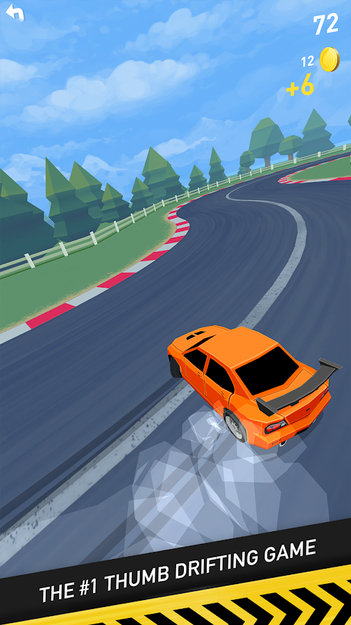 Thumb Drift - Furious Racing- screenshot