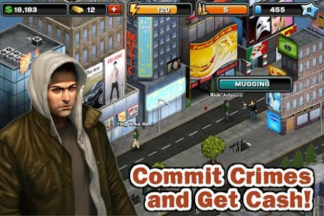 Crime City (Action RPG) Screenshot