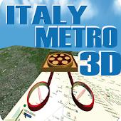 ITALY METRO 3D - ROME