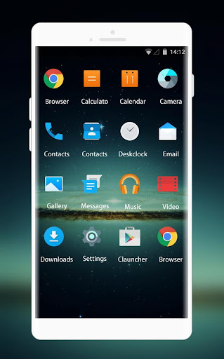 Theme for Lava A71 HD 2.0.50 screenshots 2