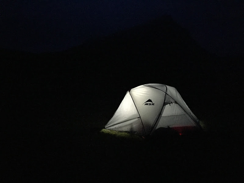 Una notte libero tra i monti  di Tita_86
