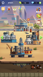 Idle Oil Empire Mod Apk (Unlimited Diamonds) 4