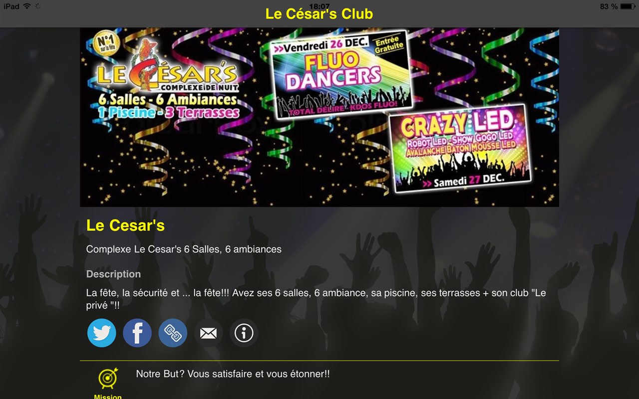 Le César's- screenshot