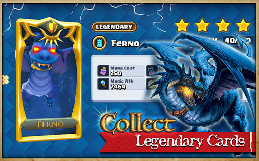 Beast Quest Ultimate Heroes screenshot 10