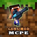 QQ - Guns mod for minecraft pe icon