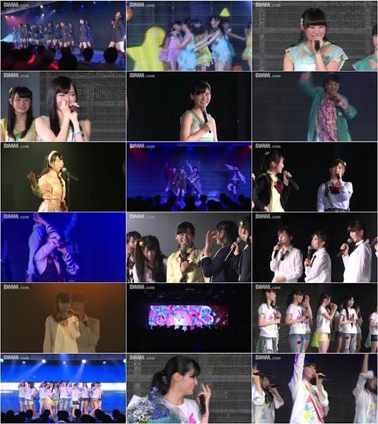 (LIVE)(公演) NGT48 チームNIII 「パジャマドライブ」公演 村雲颯香 生誕祭 160702 160703 160705 160708