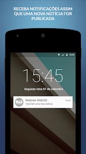 Notícias OAB/SC screenshot 2