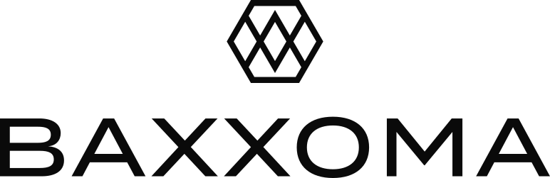 Logo BAXXOMA black