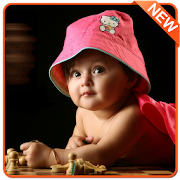 Cute babies wallpaper apps on google play cute babies wallpaper voltagebd Images