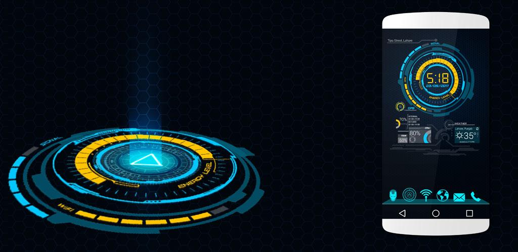 Download Jarvis Arc Launcher - Beta APK latest version app for