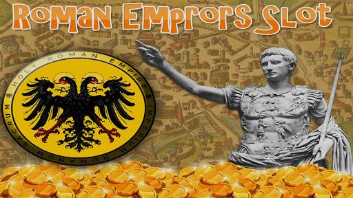 ローマ皇帝のスロットカジノ