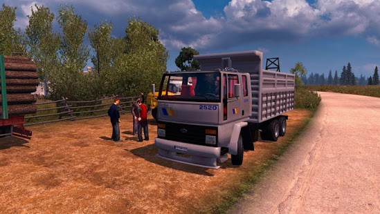 Truck Simulator Cargo - náhled