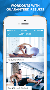 Ultra Fitness: Workouts & Meal Plans- screenshot thumbnail