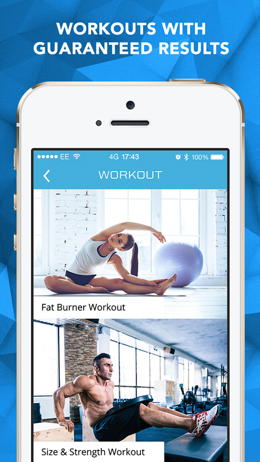 Ultra Fitness: Workouts & Meal Plans- screenshot