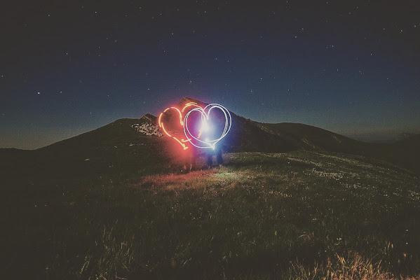 La luce nel cuore di Kev92
