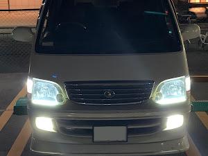 ハイエースワゴン KZH106G スーパーカスタムリミテッド H16年式のカスタム事例画像 ymatyさんの2019年11月19日22:21の投稿