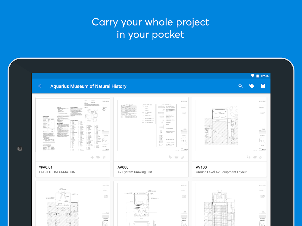 Plangrid for construction android apps on google play for Application construction maison android