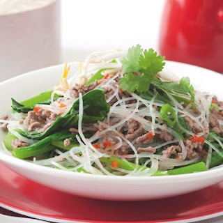 Lemongrass Beef And Noodles