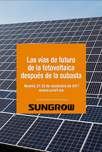 IV Solar Forum - UNEF- screenshot thumbnail