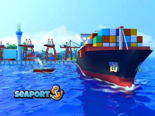 Sea Port: Ship Trade and Strategy Simulator 1.0.90 screenshots 1