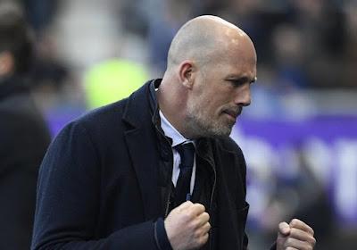 """Clement honnête et heureux : """"Il n'y a pas penalty mais mes joueurs ont été au top dès la 1ère seconde"""""""