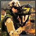 Commando Battle Sniper Game icon