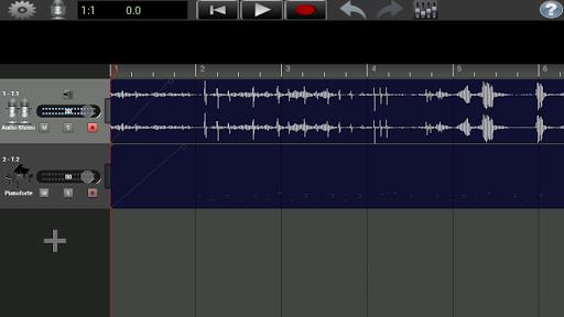 Recording Studio Lite 6.0.0 screenshots 1