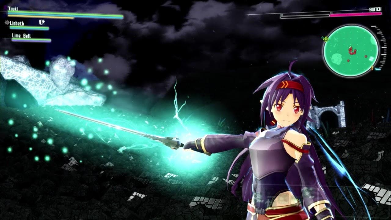 [Accel World vs Sword Art Online Millennium Twilight] PV ชุดที่ 2 มาพร้อมข้อมูลใหม่!